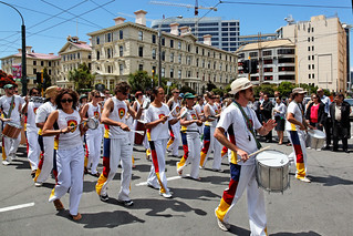 Wellington Batucada leads the parade | by lancea