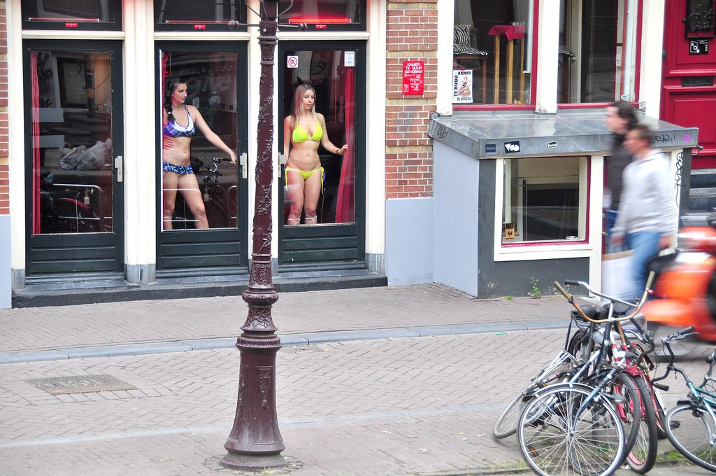 How Amsterdam's Mayor Wants To Remake The Red Light District
