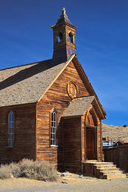 Methodist Church, Bodie