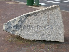 Kahawha Plaza Marker