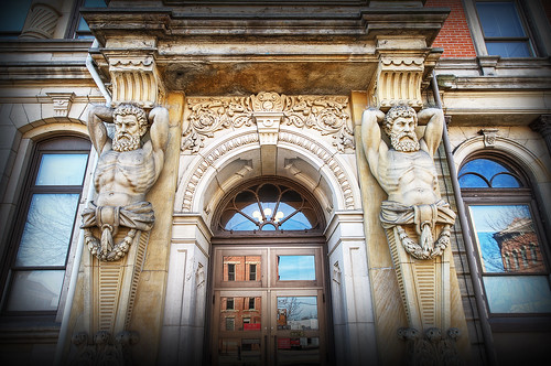 ohio sculpture history statue architecture geotagged nikon raw nef courthouse hdr historicpreservation woosterohio photomatixpro nrhp waynecountyohio d3s nikkor2470f28 nikongp1