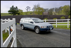 2002 Volvo XC70 at Van Duzer Winery | by Daniel Crouch