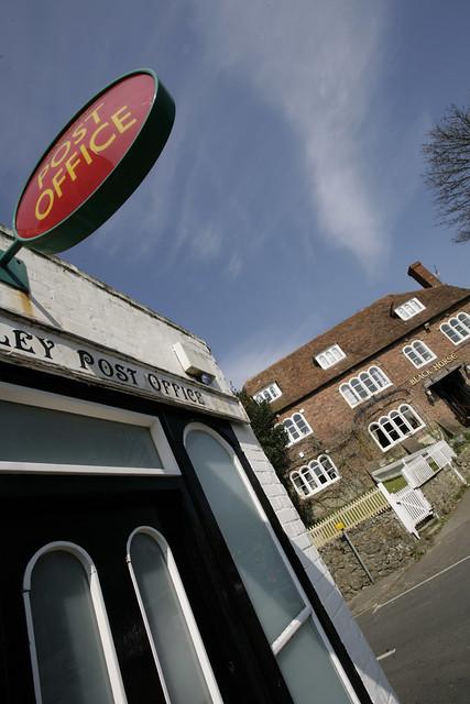 Pluckley village - kent