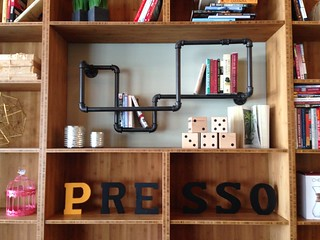 Presso Coffee | Flushing | by 536