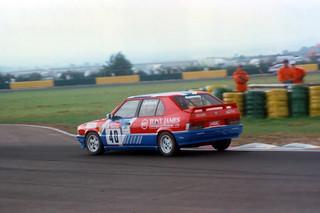 Chris Knott Insurance >> Mark James Alfa 33 Chris Knott Insurance Alfa Romeo Cham