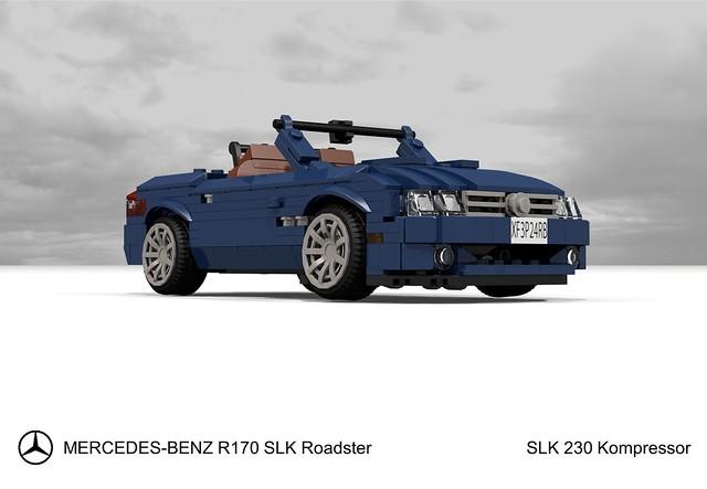 Mercedes-Benz R170 SLK Roadster