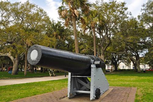 White Point Gardens (The Battery) Charleston, SC