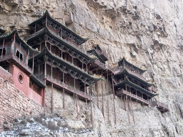 XUAN KONG SI (The Hanging Monastery)