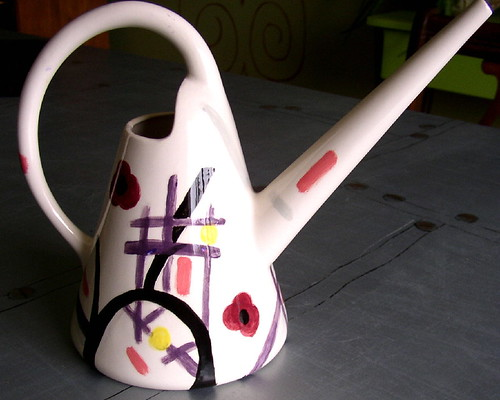 "watering can ""Playful"" 