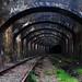 Connaught Tunnel, London, U.K.