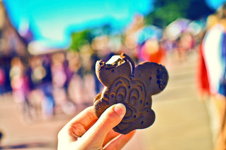 A Mickey Snack in Fantasyland | by Samantha Decker