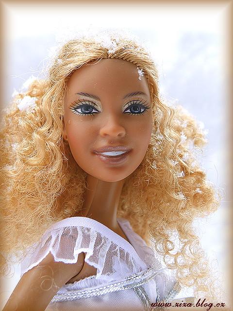 Fashion Fever Benetton New York Barbie