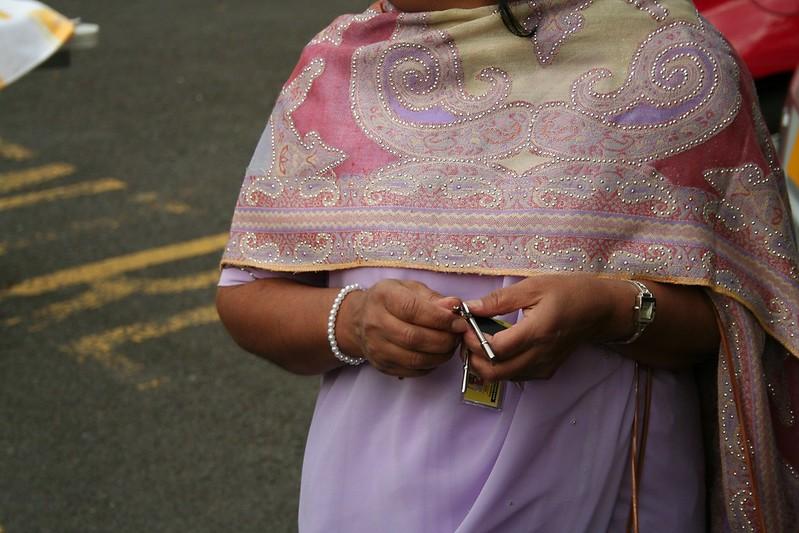 Mum holds the keys