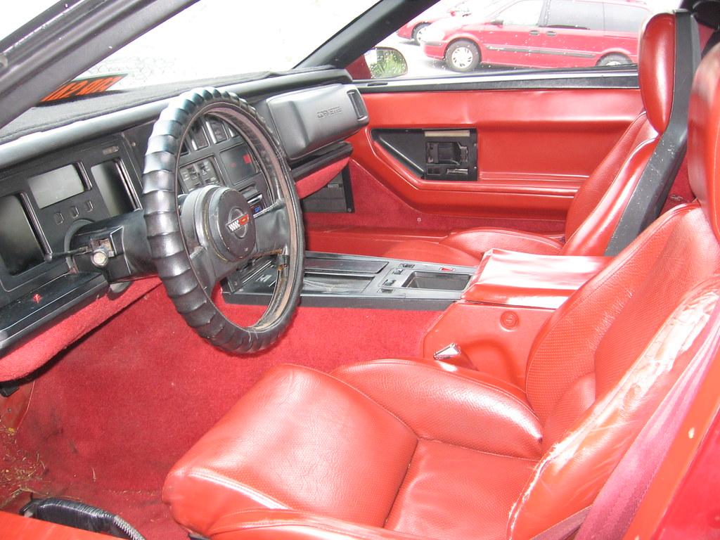 1984 Corvette Interior 1 Mike Williams Flickr