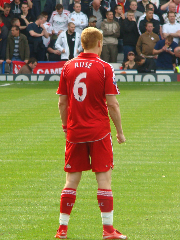 John Arne Riise | Riise became Liverpool's first signing dur