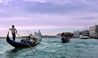 Gondola Sunset in Venice | by andrewcbraithwaite