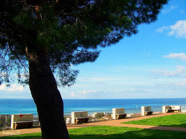 Paola(cs) - Terrazza sul Mar Tirreno
