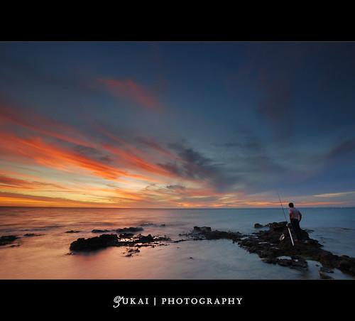 sunset beach australia melbourne victoria sandringham sandringhambeach