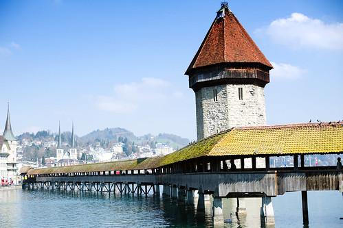 Kapellbrücke   by bigbirdz