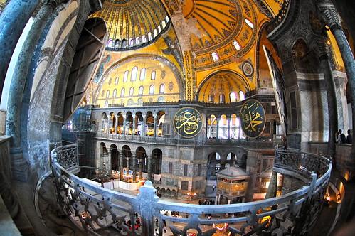 Hagia Sophia - Istanbul | by \ Ryan