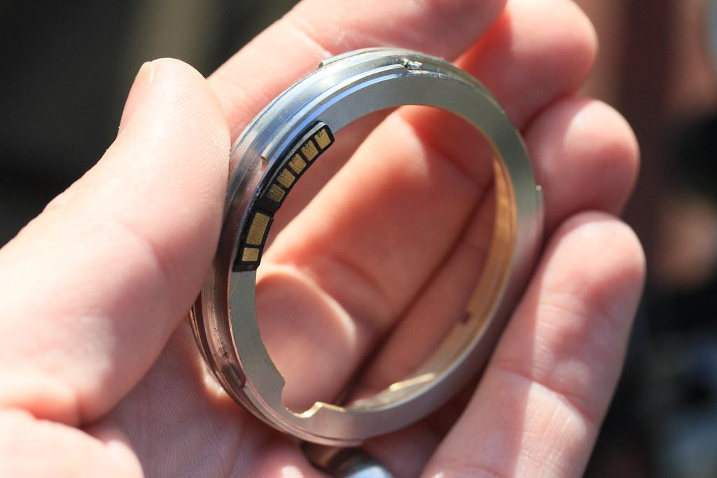 Internal to EOS/EF camera FD lens adapter | Generation 2 pro… | Flickr