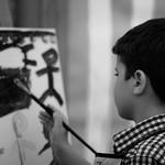 B&W Painter