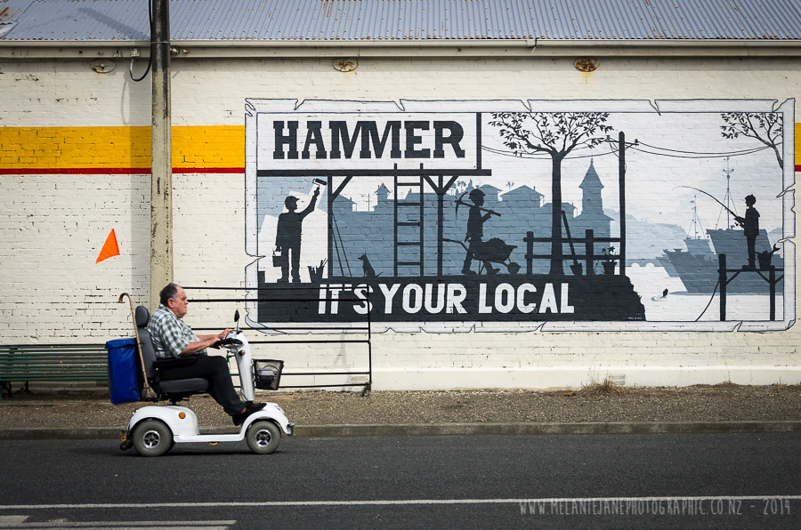 You're local