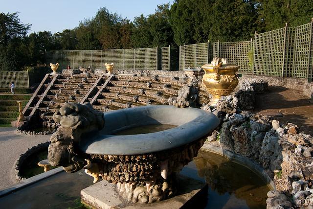 Gardens Of Versailles Outdoor Ballroom 5