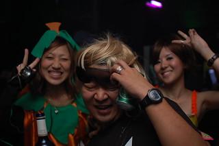 fleur Halloween Night @club Colors 2009/10/24 | by senes23