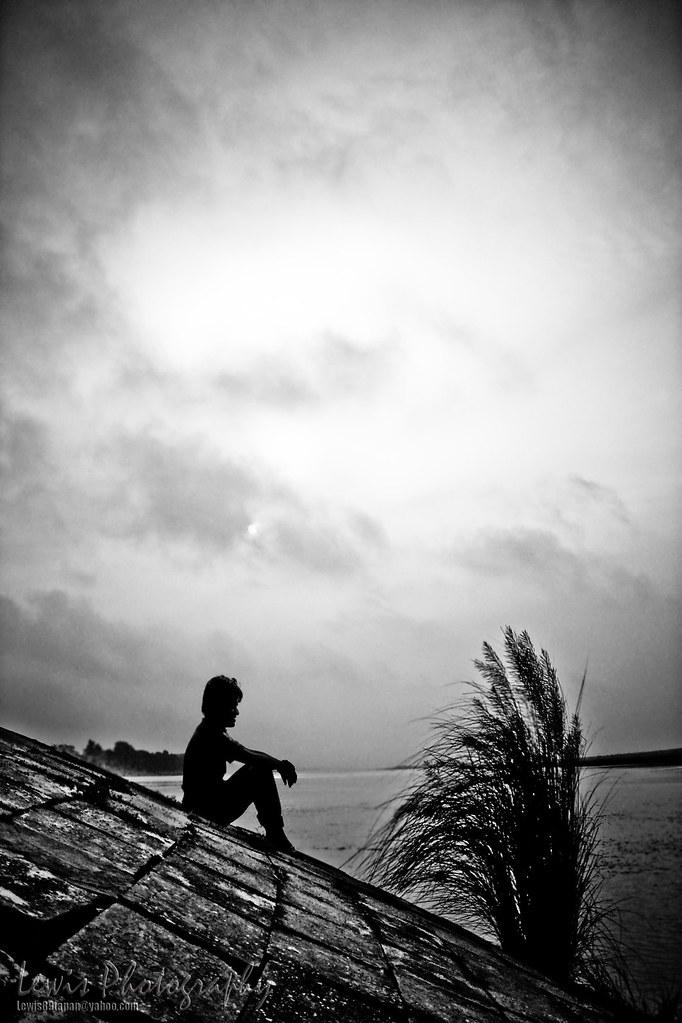 she left me alone    | captured from I Badh   rajshahi
