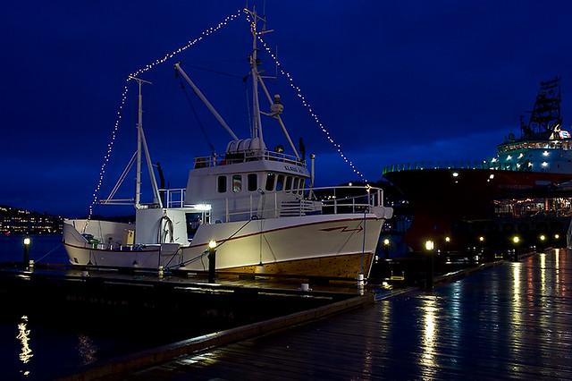 KSD fishing boat