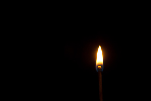 Day 100: Light in the Darkness | by KenWorley