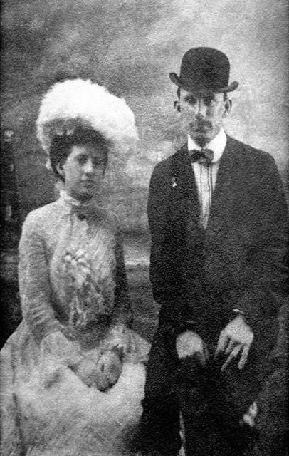 Anna & Martin Murphy - 1902