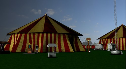 Circus Colored | by Monkey Boy Animation