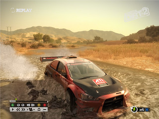 DiRT 2 - Water - DirectX 11 | by amd.unprocessed