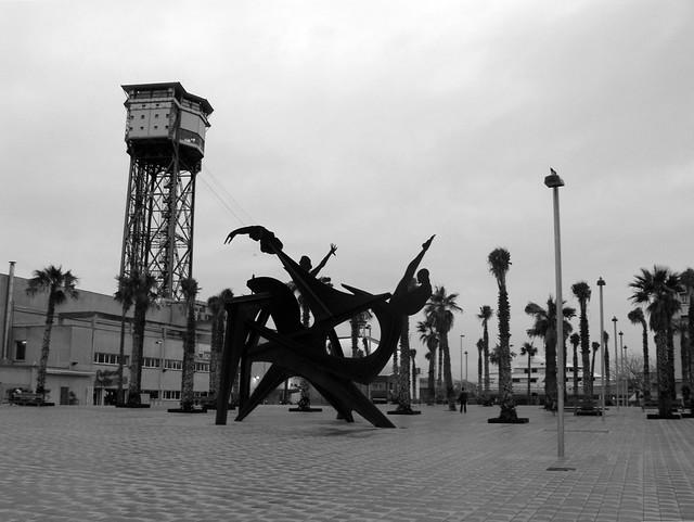 Homenatge a la Natació, 2004, Alfredo Lanz, Barcelona, Catalunha.