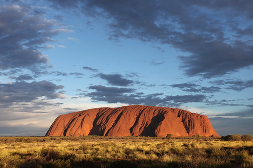 Brown Uluru | by A. v. Z.