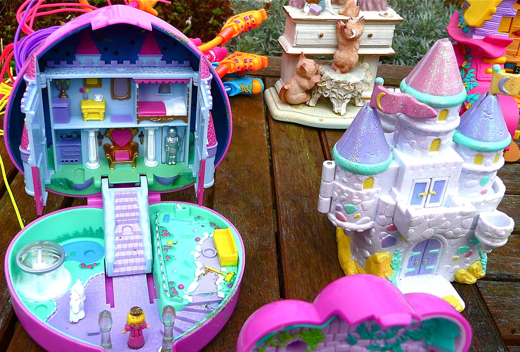 Polly Pockets! | Herry Lawford | Flickr