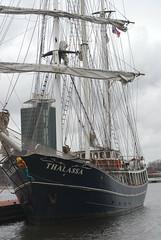 Thalassa, Amsterdam Port