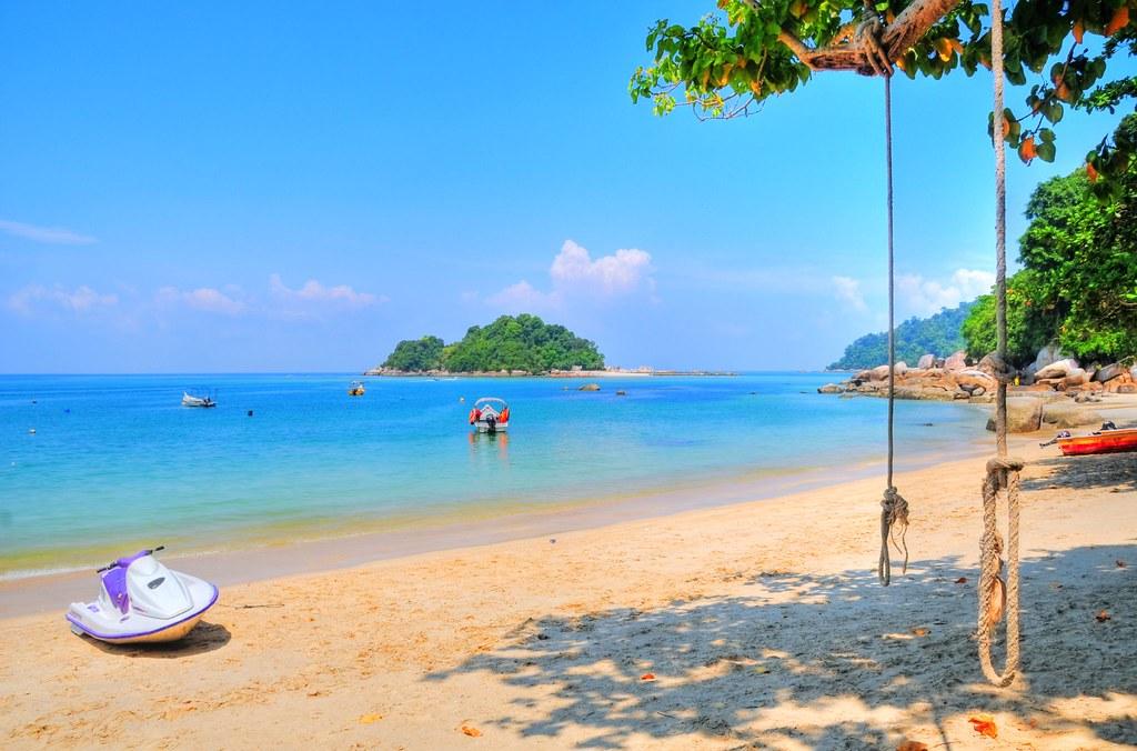 Pulau Pangkor Hdr 007 Teluk Nipah Han Ng Flickr