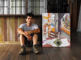 El Pintor José Alberto y su Obra