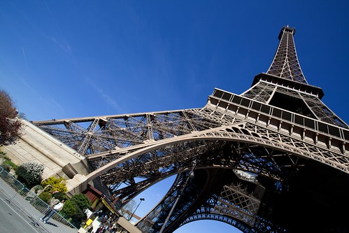 Eiffel Tower Dutch Angle | by Duncan Rawlinson - Duncan.co
