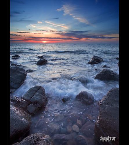 ocean sunset sky sun seascape motion nature water clouds canon flow rocks surf waves australia wideangle explore adelaide southaustralia 1740 marino canon5dmkii 5dmkii
