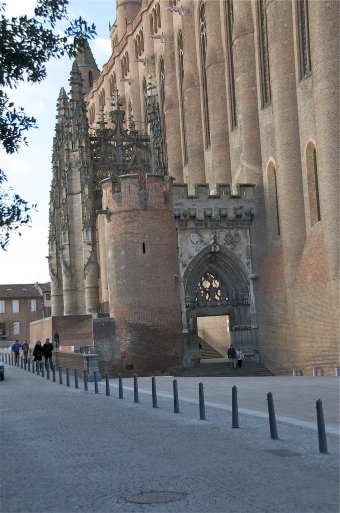 St Cecile Cathedral at Albi - 05