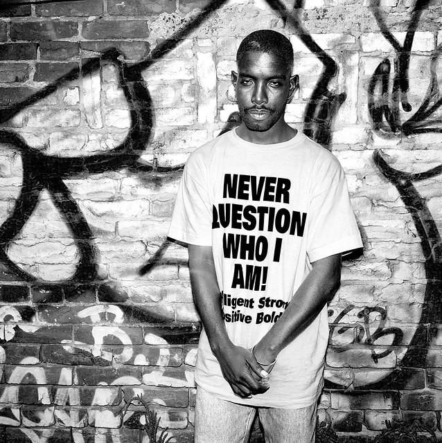 Never Question Who I Am!, Washington, DC