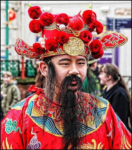 CHINESE NEW YEAR CELEBRATION 2010. by Hazeldon73