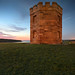 Image: Macquarie Watchtower at Daybreak