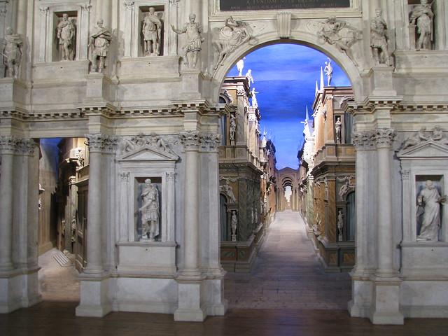 Teatro Olimpico - Vicenza - Italy