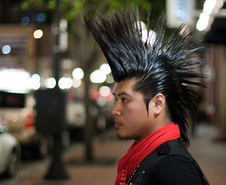 Crazy mohawk | by San Diego Shooter