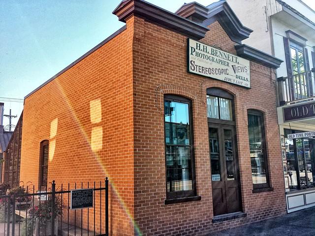 H. H. Bennett Studio- Wisconsin Dells WI (1)